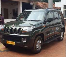 Mahindra TUV 300 Plus 2016 Diesel Well Maintained