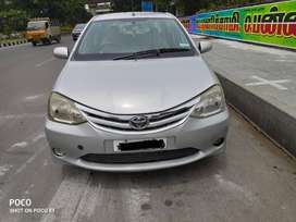 Toyota Etios GD SP*, 2011, Diesel
