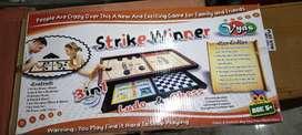 Strike winner ludo +chess