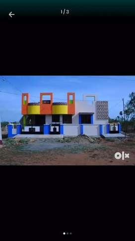 2 individual houses 2Bhk+2Bhk
