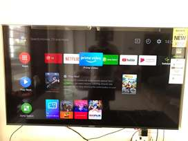 """Sony X8500F (4K) Android TV 55"""" inch for sale. 8 months Old."""