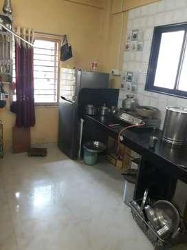 One Bhk good Flat In Gokhale Nagar For Rent