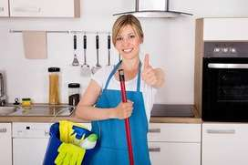 24 hrs Female Maid / Baby sitter live in house maid