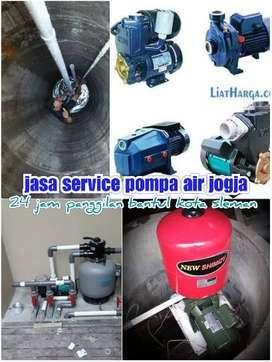 Servis pompa air panggilan,service sanyo,pompa pendorong,sumur bor/wc