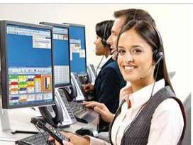 Telecalling or computer operator job in Chandigarh