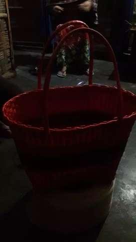 Local hand made baskets