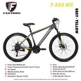 Sepeda Gunung Uk 26 Fastron MX
