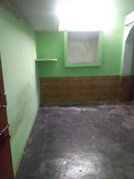 A room with kitchen is available