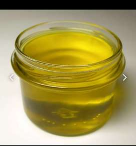 I am offering desi ghee which is home made.
