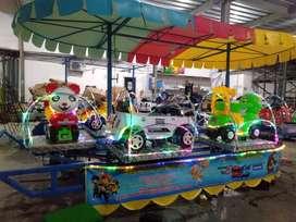 FULLSET mainan anak kereta mini panggung odong komedi putar MURAH 11