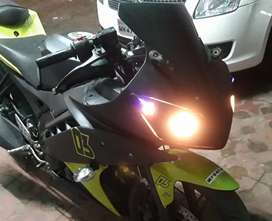 Good condition R15 V2 1th owner