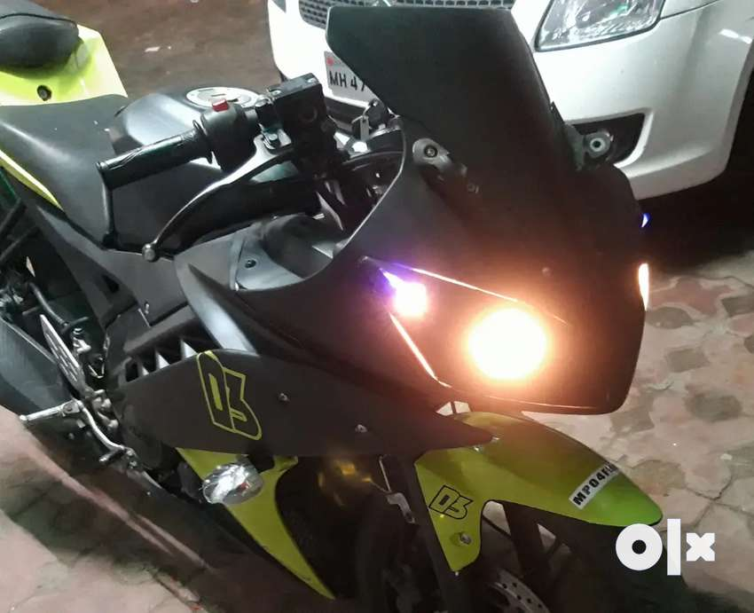 Good condition R15 V2 1th owner 0