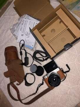 Fujifilm XA 10 lengkap