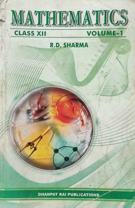 RD SHARMA FOR Class 12 both parts