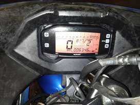 Recently service. Back new tyre R15 model tyre 4000 rs