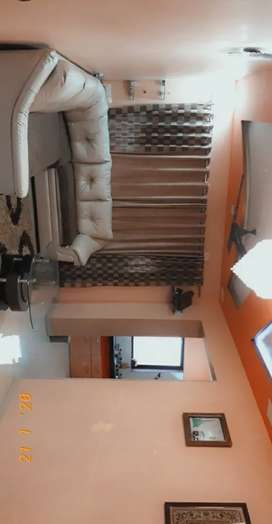 2BHK fully furnished flat for rent/sale rent-16000 sale- 2800000