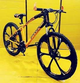 GOLDEN ENTERPRISE. 21 GEARS MACWHEEL SPORTS BICYCLES ARE AVAILABLE.