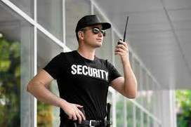 Huge openings now at our agency for SECURITY GUARD JOB.