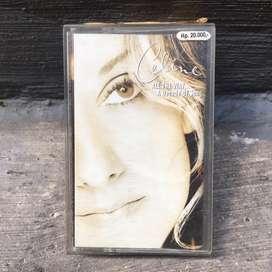 "Celine Dion ""All The Way"" Original Cassette"
