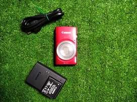 Dijual Kamera Digital Canon warna Merah