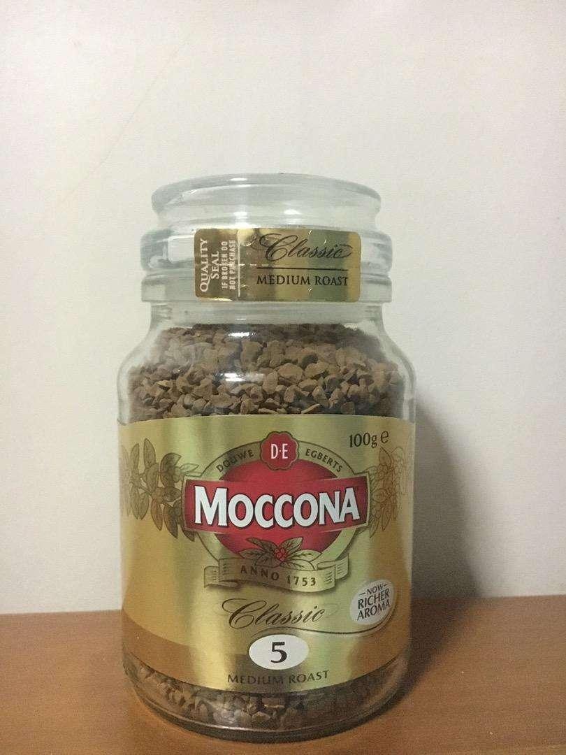 Kopi Moccona Classic 0