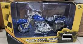 Metal motorcycle models