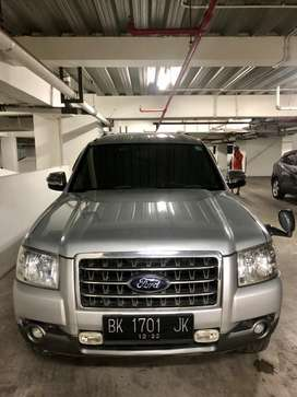 Ford everest m/t 4x4 2008
