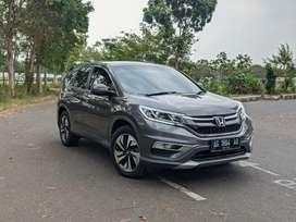 Honda All New CR-V / CRV 2.4 prestige 2015 pmk 2016 tt hrv outlander