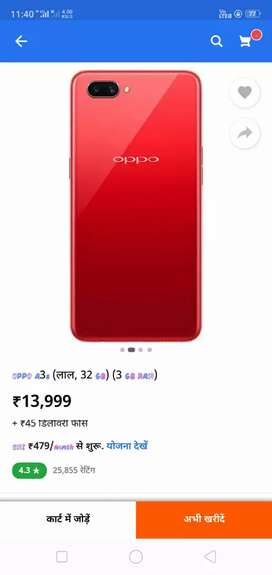 Oppo a3s I am selling