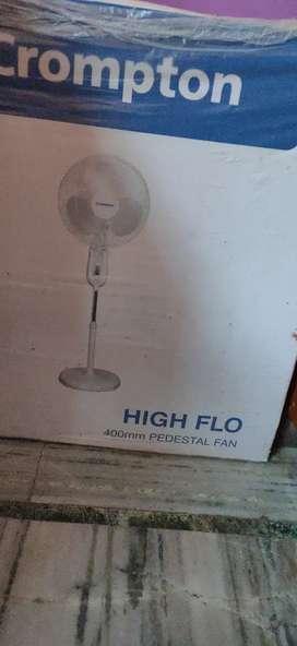 Urgent sealed pack fan