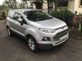 Ford ecosport titanium top model for marrige wedding boking