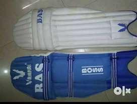 Bas cricket pads