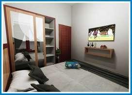 Gratis Furniture! Kost Selatan UMY Dijual Proses Bangun Legalitas Leng