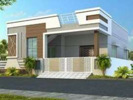 Sale 80 Gaj New House Ready to move Near Phoinex Mall