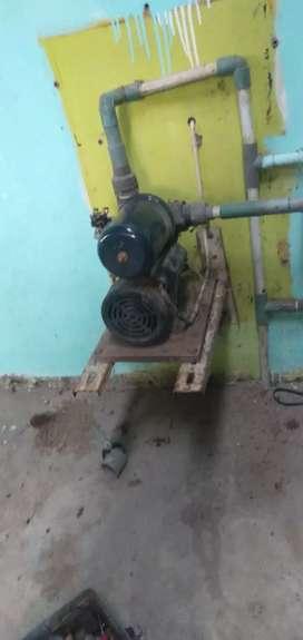 PAK DEDi,AHLi nya jasa perbaikan pompa air SANYO/shimizhu.pipa bocor