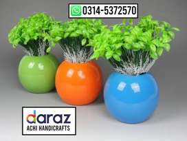 Artificial indoor vases for flowers and plants home delivery available
