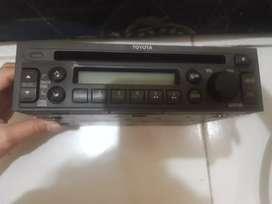 tape / audio mobil avanza avansa original