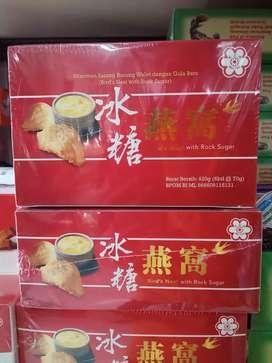 Minuman sarang burung dan yenwo untuk kesehatan