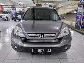Honda CRV 2.4 2007 silver grey