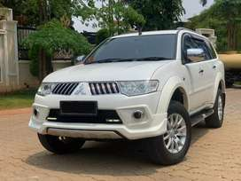 Pajero Sport exceed limited 2013 DP 40an
