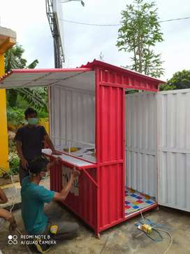 CONTAINER/BOOTH/SEMI CONTINER/STAND/CONTAINER