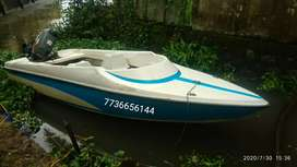 Speed boat for sale kumarakom kottayam
