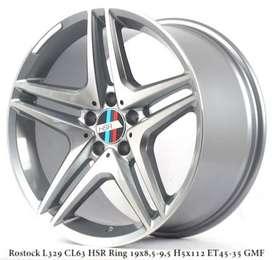 Credit velg ROSTOCK CL63 L329 HSR R19X85/95 H5X112 ET45/35 GMF