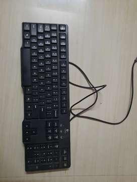 Computer keyboard logitech company