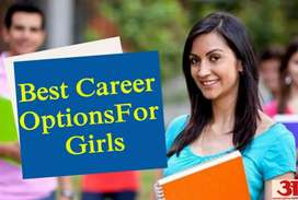 If you are looking for job (only girls) any sector,send me your resume