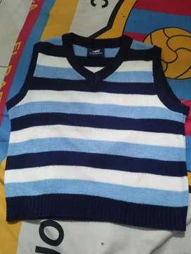 Dijual sweater anak usia 1-2 th.merk crocodile