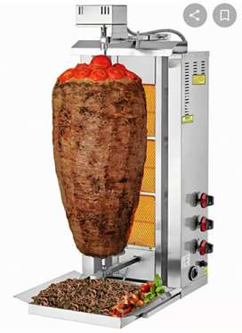 Shawarma masters wanted for shawarma vehicle