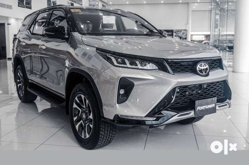 NEW TOYOTA FORTUNER 2021 (BRAND NEW CAR)