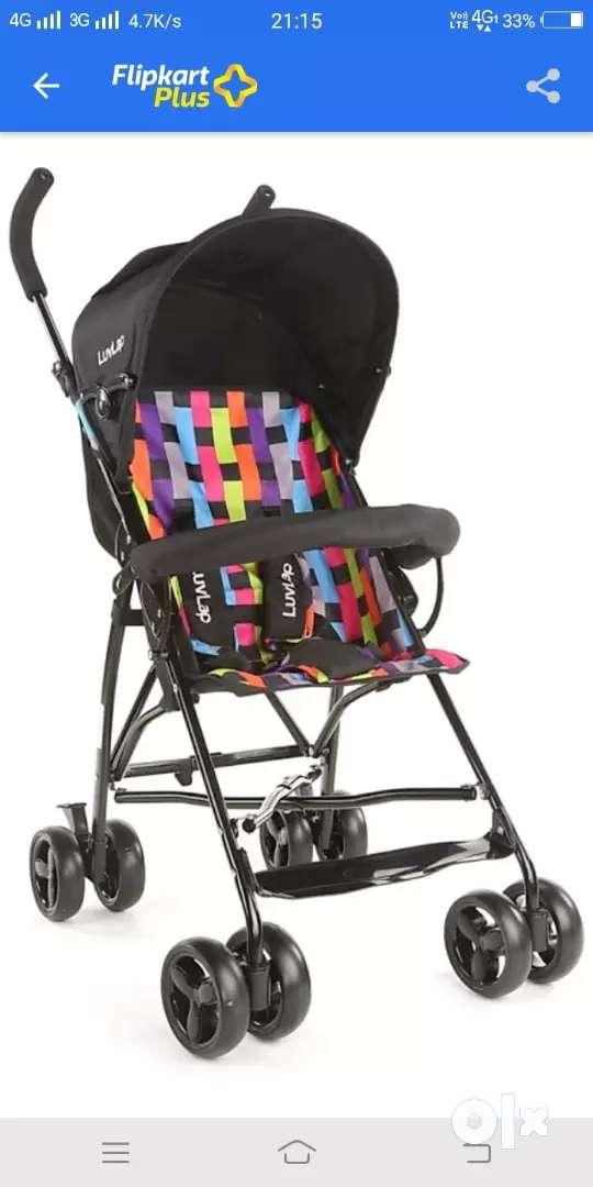 Brand new luv lap tutti frutti stroller/pram 0