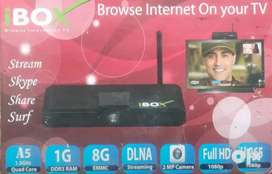 IBOX- BROWSE INTERNET ON YOUR TV